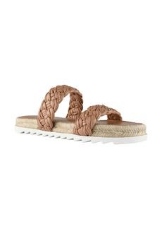 Marc Fisher LTD Jaimee Espadrille Slide Sandal (Women)