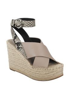 Marc Fisher LTD Abacia Wedge Sandal (Women)