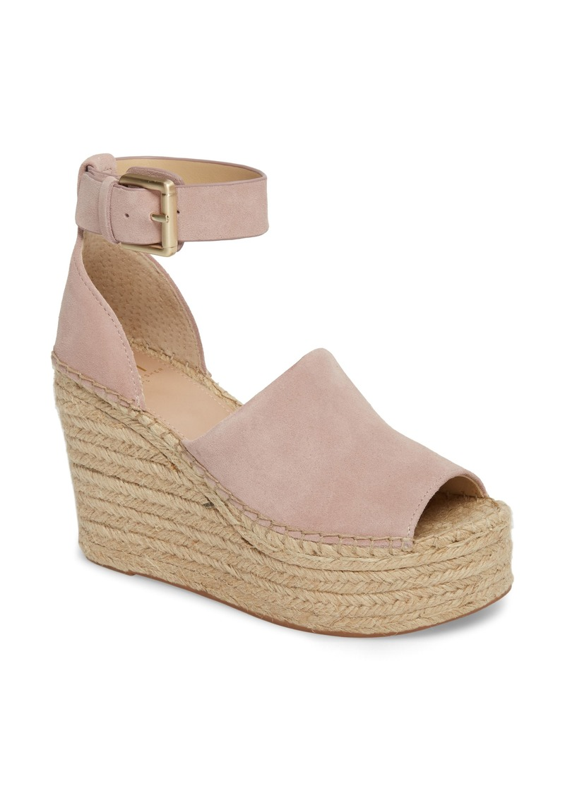 Marc Fisher LTD Adalyn Espadrille Wedge Sandal (Women)