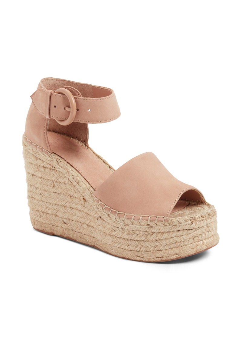 91de81d1762 Marc Fisher Marc Fisher LTD Alida Espadrille Platform Wedge (Women ...