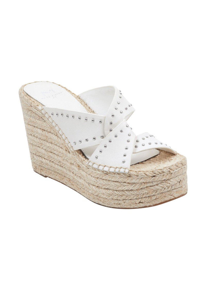 Marc Fisher LTD Angelina Espadrille Wedge (Women)