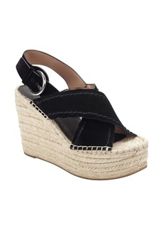 Marc Fisher LTD Aria Espadrille Slingback Sandal (Women)