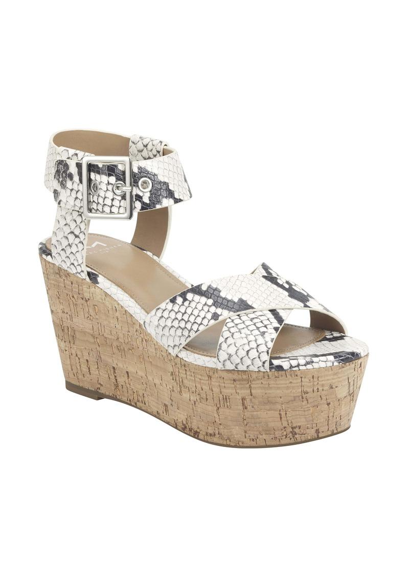 Marc Fisher LTD Cacie Platform Sandal (Women)