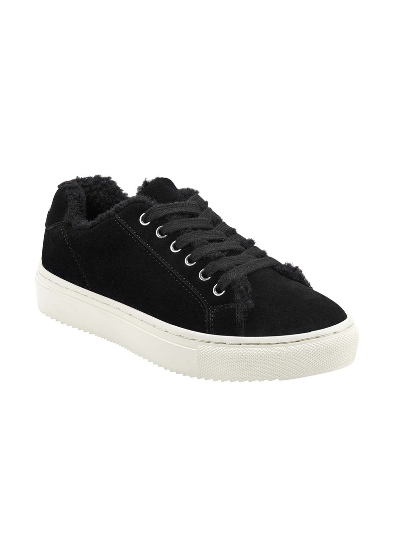 Marc Fisher LTD Dakari Faux Fur Lined Sneaker (Women)