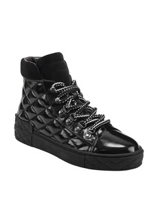 Marc Fisher LTD Dulce Lace-Up High Top Sneaker (Women)