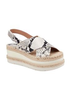 Marc Fisher LTD Gandy Platform Sandal (Women)
