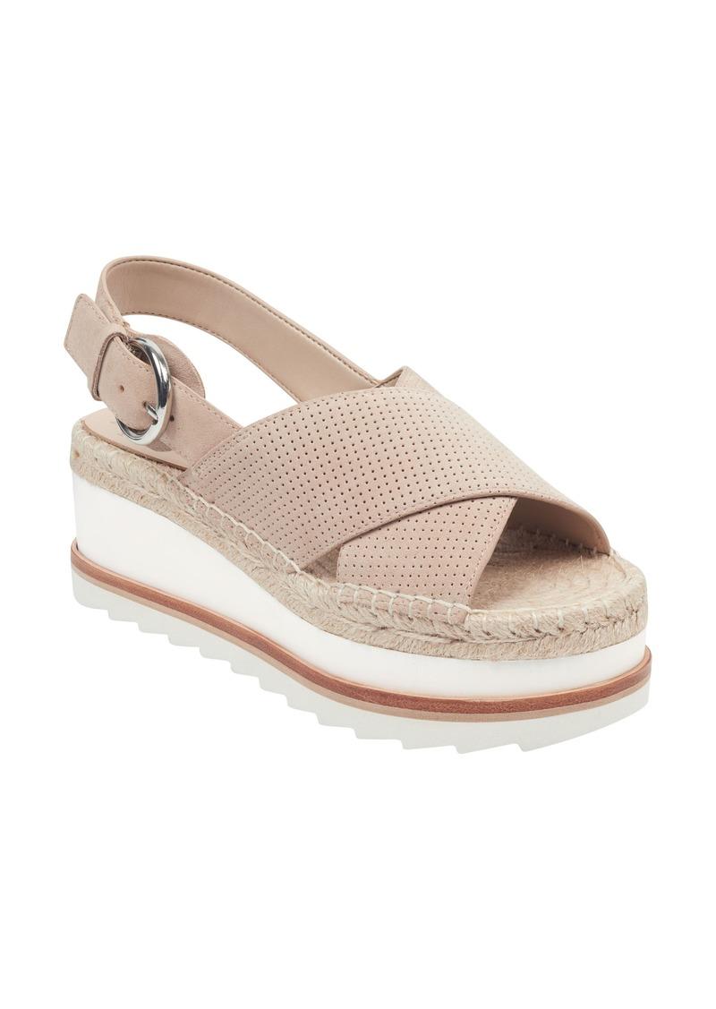 Marc Fisher LTD Gellyn Slingback Sandal (Women)