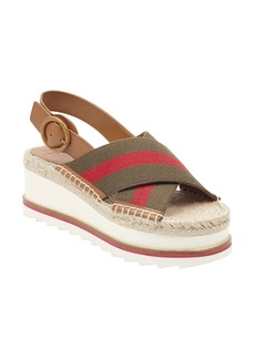 Marc Fisher LTD Glenna Platform Slingback Sandal (Women)