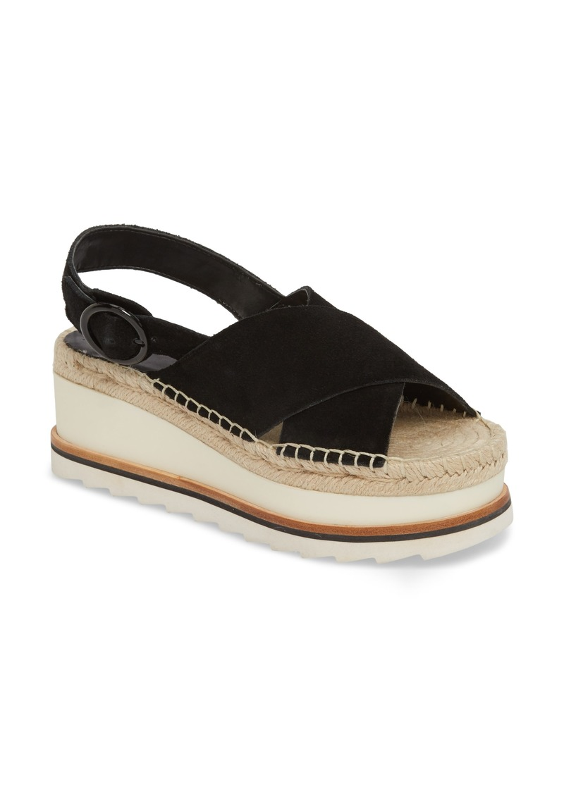 2d7d3d27e2c LTD Glenna Platform Slingback Sandal (Women)