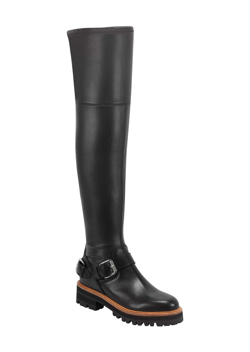 Marc Fisher LTD Idaner Over the Knee Boot (Women) (Narrow Calf)