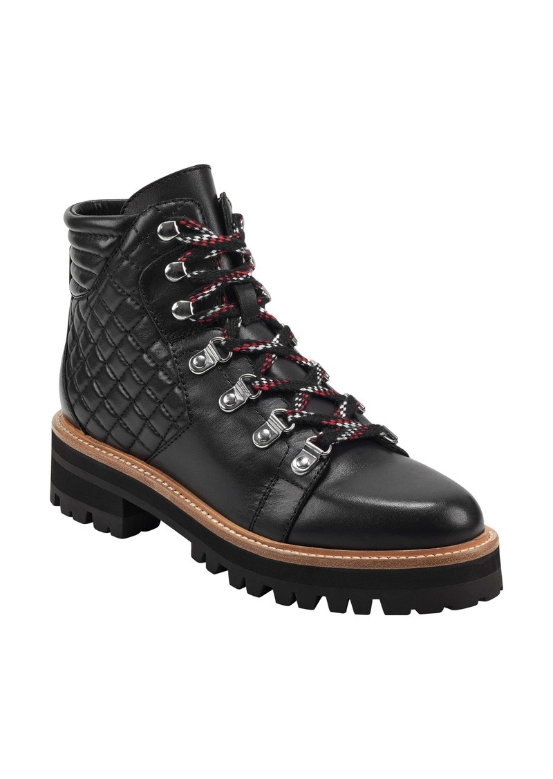 Marc Fisher LTD Irme Quilted Hiking Boot (Women)