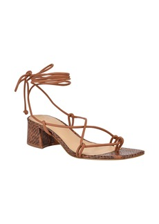 Marc Fisher LTD Jacinda Lace-Up Sandal (Women)