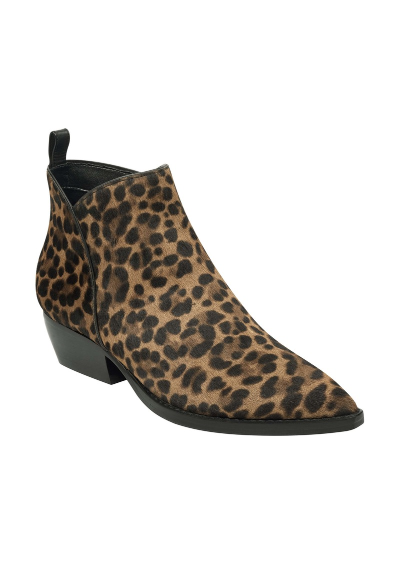 Marc Fisher LTD Obrra Pointy Toe Bootie (Women)