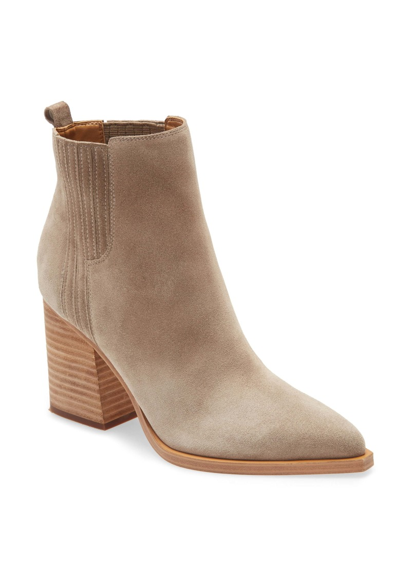 Marc Fisher LTD Oshay Pointed Toe Bootie (Women)