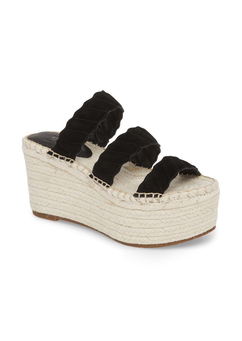 c51670a2f860 Marc Fisher Marc Fisher LTD Rosie Espadrille Platform Sandal (Women ...