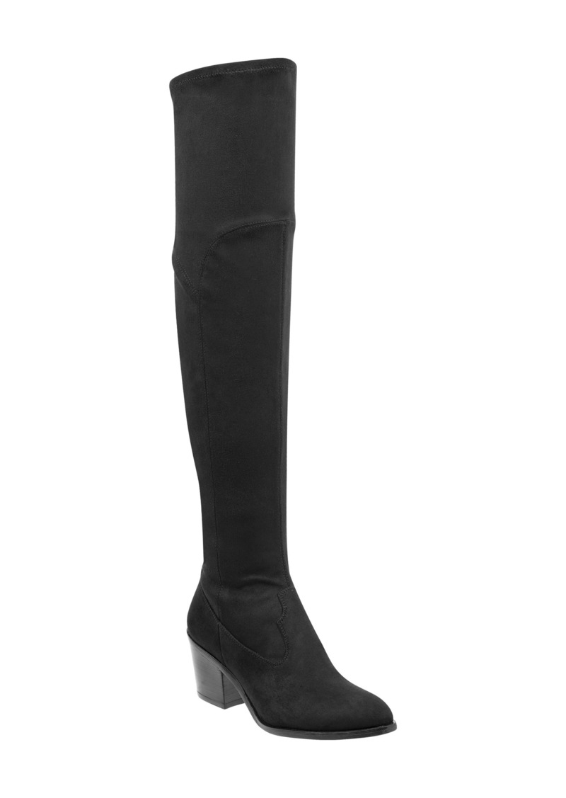 3a3c64739ff Marc Fisher Marc Fisher LTD Rossa Over the Knee Boot (Women) (Narrow ...