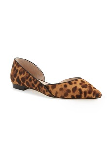 Marc Fisher LTD Sunny Genuine Calf Hair Flat (Women)