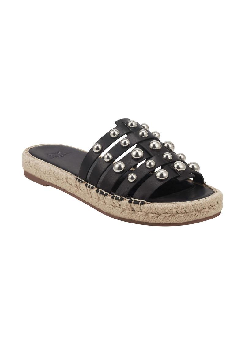Marc Fisher LTD Tamie Espadrille Slide Sandal (Women)