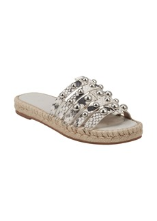 Marc Fisher LTD Tamie Espadrille Slide Sandal (Women)