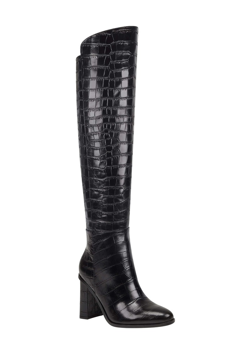 Marc Fisher LTD Unella Knee High Boot (Women)