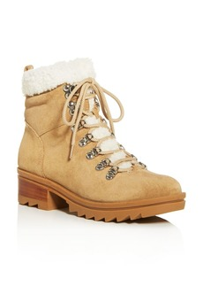 Marc Fisher LTD. Women's Brylee Shearling Cold-Weather Booties