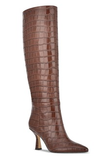 Marc Fisher LTD. Women's Hallie Pointed Toe High Heel Tall Boots