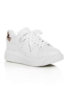 Marc Fisher LTD. Women's Maggy Platform Low-Top Sneakers