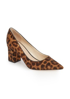 Marc Fisher LTD Zalaly Genuine Calf Hair Pump (Women)