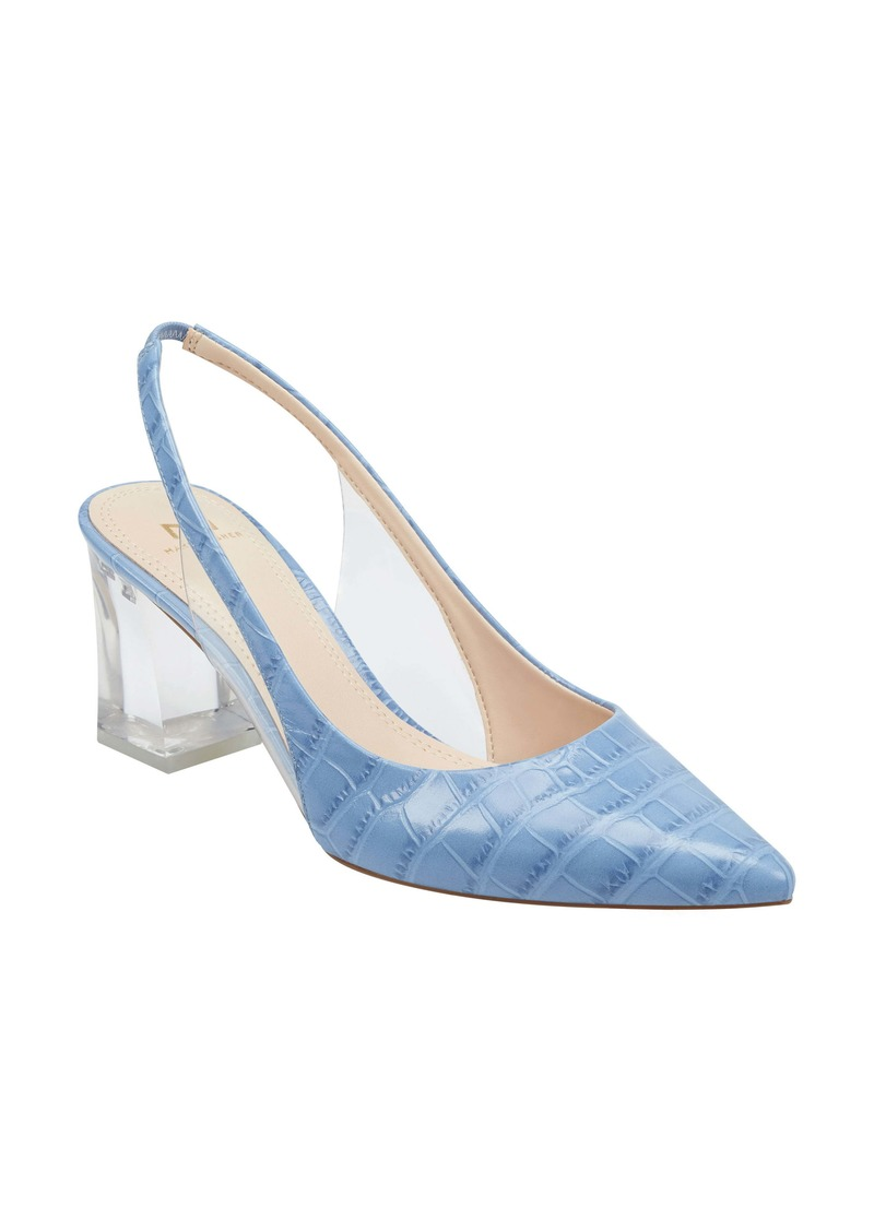 Marc Fisher LTD Zudi Slingback Pump (Women)