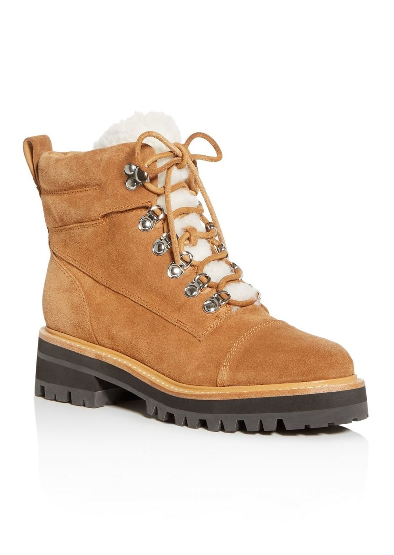 Marc Fisher LTD.Women's Idella Shearling Hiker Boots - 100% Exclusive