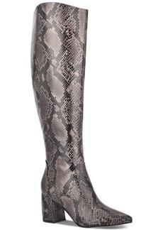 Marc Fisher Retie Knee-High Boots Women's Shoes