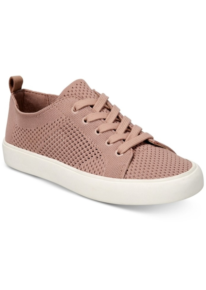 b4d3812587 Marc Fisher Marc Fisher Sashya Lace-Up Knit Sneakers Women's Shoes ...