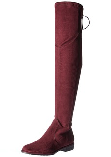 Marc Fisher Women's HULIE Over The Knee Boot   Medium US