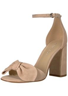Marc Fisher Women's MALDEN  Sandals Beige  M US