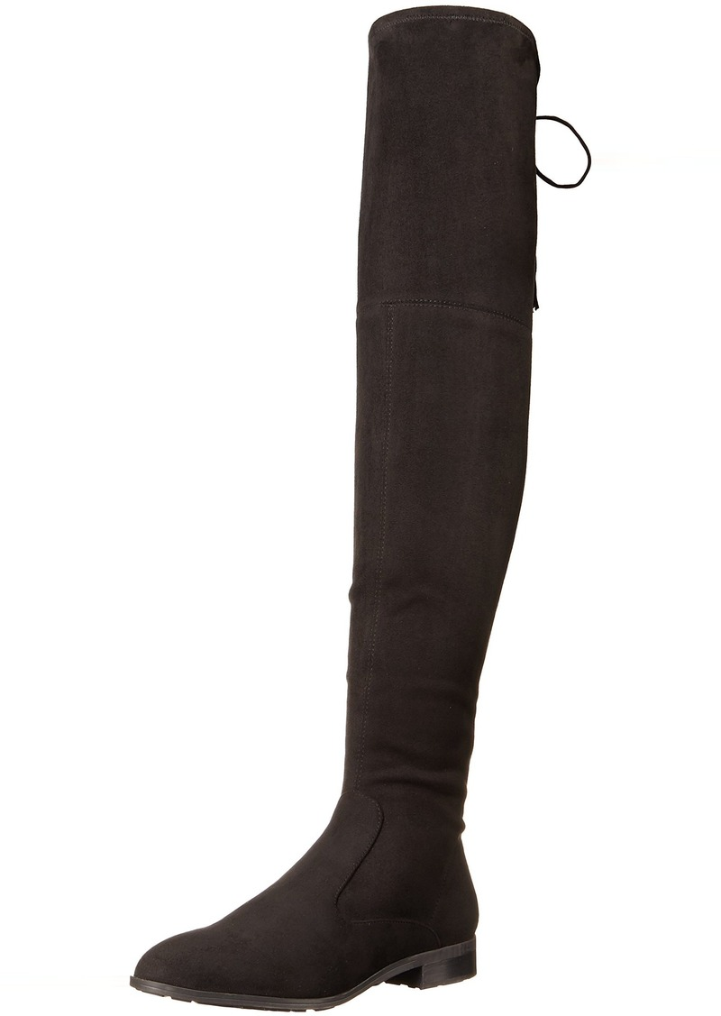 Marc Fisher Women's Olympia Over The Over The Knee Boot   Medium US