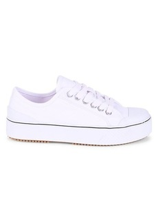 Marc Fisher Rammy Platform Canvas Sneakers