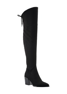 Women's Marc Fisher Ltd Comara Over The Knee Pointed Toe Boot
