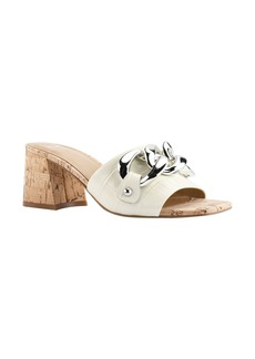 Women's Marc Fisher Ltd Naniya Chain Slide Sandal