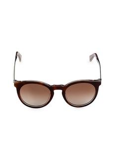 Marc Jacobs 47MM Cat Eye Sunglasses