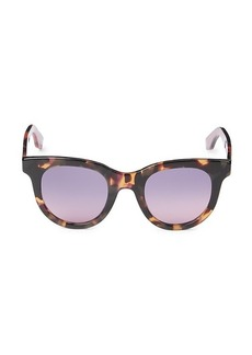 Marc Jacobs 47MM Square Sunglasses