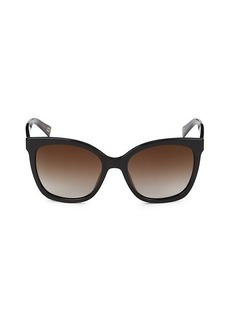 Marc Jacobs 54MM Cat Eye Sunglasses
