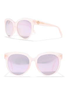 Marc Jacobs 55mm Cateye Sunglasses