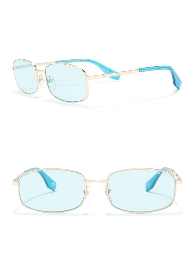 Marc Jacobs 56mm Square Sunglasses