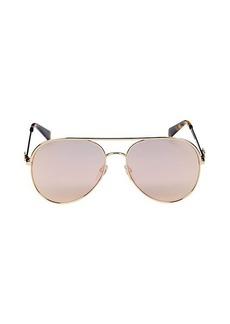 Marc Jacobs 58MM Aviator Sunglasses