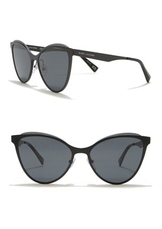 Marc Jacobs 99mm Cat Eye Sunglasses