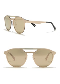 Marc Jacobs 99mm Round Aviator Sunglasses