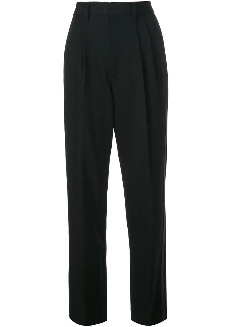 Marc Jacobs Barathea tailored trousers