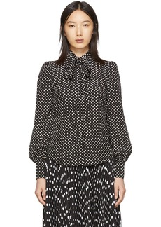 Marc Jacobs Black 'The Blouse' Shirt