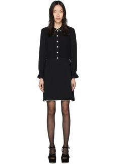 Marc Jacobs Black 'The Little Black Dress' Dress