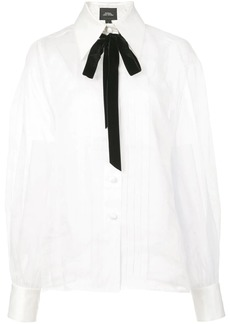 Marc Jacobs bow-tie detail blouse